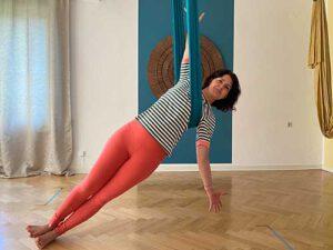 Aerial yoga in leverkusen