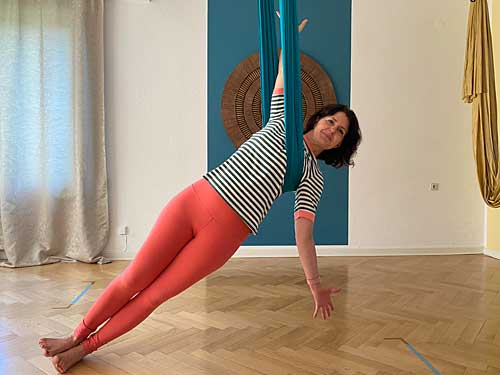 Aerial yoga in leverkusen