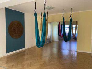 yogaraum für dich aerial yoga klassen
